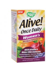 Alive! Once Daily Women's - (ultra Potency) afbeelding