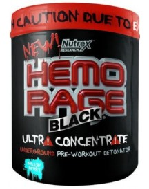 Hemo Rage Black Ultra Concentrated afbeelding