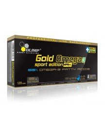 Gold Omega-3 Sport Edition afbeelding