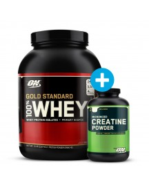 Gold Standard 100% Whey Protein afbeelding