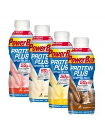 Protein Plus Sports Milk afbeelding