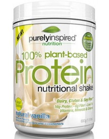 100% Plant Based Protein Shake afbeelding