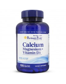 Calcium Magnesium With Vitamin D afbeelding