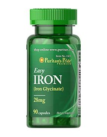 Easy Iron 28mg (iron Glycinate) afbeelding