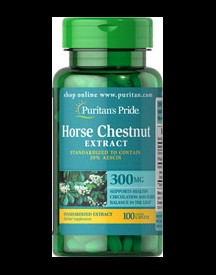 Horse Chestnut Standardized Extract 300 Mg afbeelding