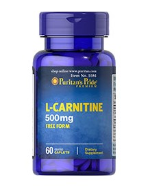 L-carnitine 500 Mg afbeelding