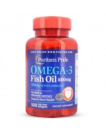 Omega-3 Fish Oil 1000 Mg afbeelding