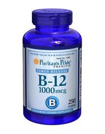 Vitamin B-12 1000 Mcg Timed Release afbeelding