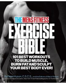 Men's Fitness Exercise Bible afbeelding
