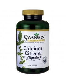 Calcium Citrate With Vitamine D afbeelding
