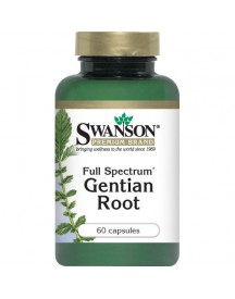 Full Spectrum Gentian Root 400mg afbeelding