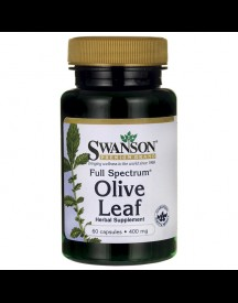 Full Spectrum Olive Leaf 400mg afbeelding