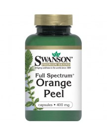 Full Spectrum Orange Peel 400mg afbeelding