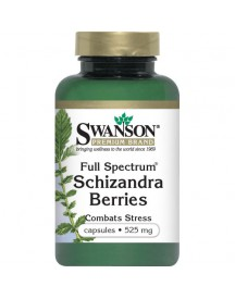 Full Spectrum Schizandra Berries 525mg afbeelding