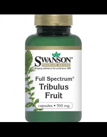 Full Spectrum Tribulus Fruit 500mg afbeelding