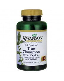 Full Spectrum True Cinnamon 600mg afbeelding