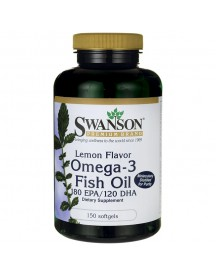 Omega-3 Fish Oil Lemon Flavor afbeelding