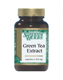 Super Herbs Green Tea Extract 200mg afbeelding
