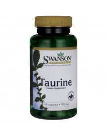 Taurine Capsules 500mg afbeelding