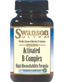 Ultra Activated B-complex afbeelding
