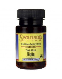 Ultra Timed-release Biotin 10mg afbeelding