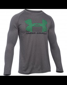 Tech™ Rise Up Sportstyle Long Sleeve Tee afbeelding