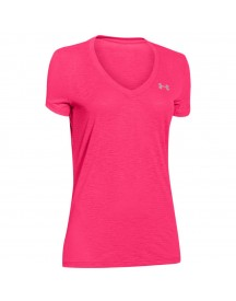 Tech™ Dames V-neck - Slub afbeelding