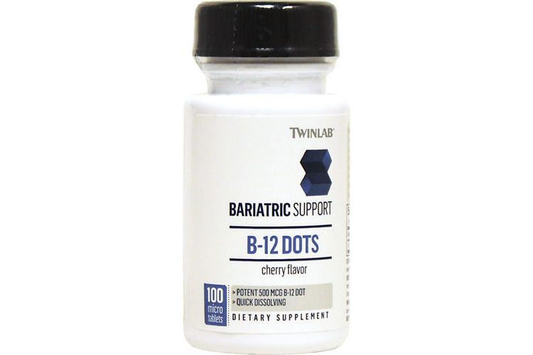 Image Bariatric Support B-12 Dots
