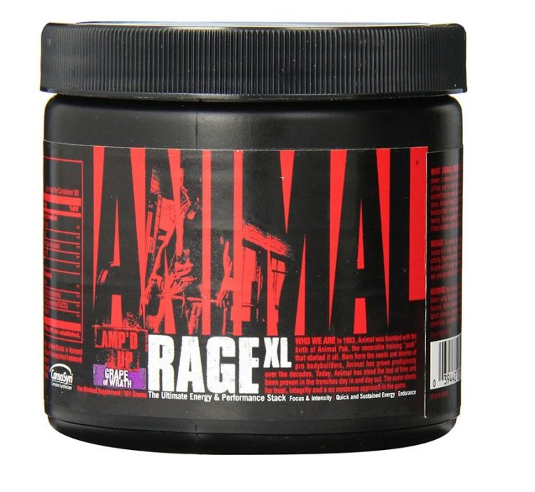 Image Animal Rage Xl