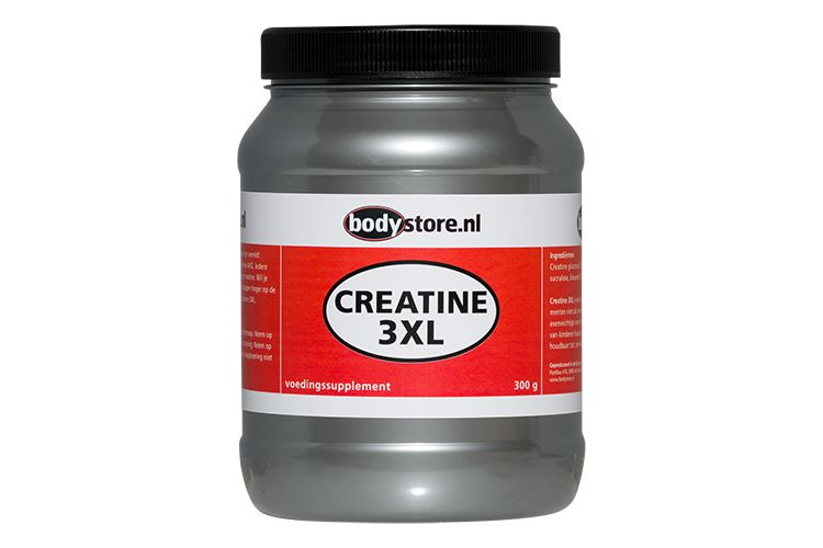 Image Creatine 3xl - Bodystore.nl - 300g - Red Fruit Mix