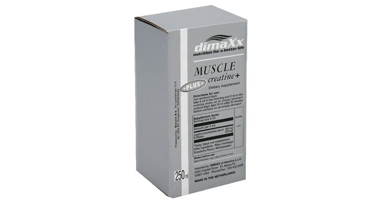 Image Dimaxx Creatine Serum - 250 Ml