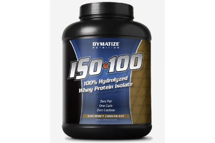 Image Iso_100 - Dymatize - 908 Gram - Gourmet Chocolate