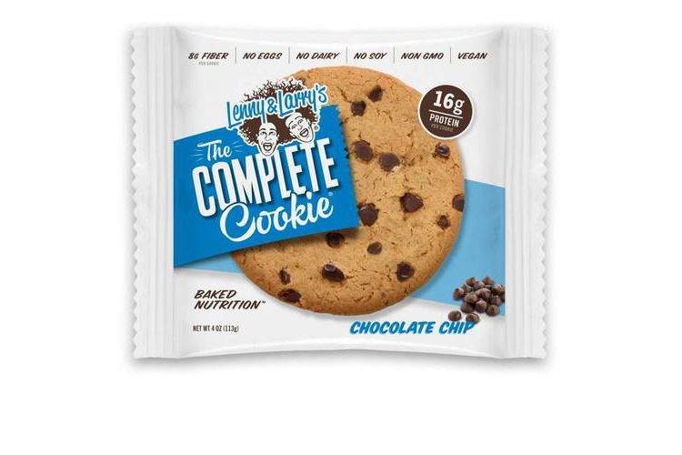 Image The Complete Cookie - 12 X 113g - Snicker Doodle - Lenny & Larry