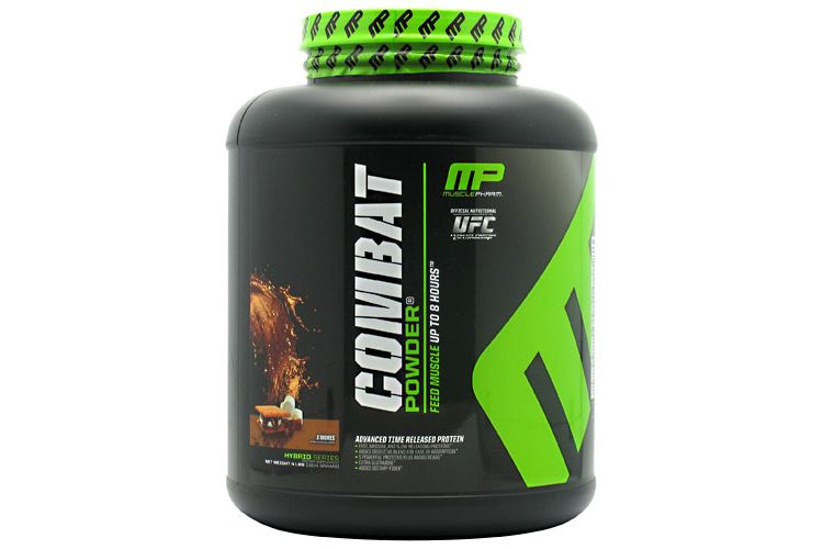 Image Combat Powder - Musclepharm - 1814 Gr - Banaan