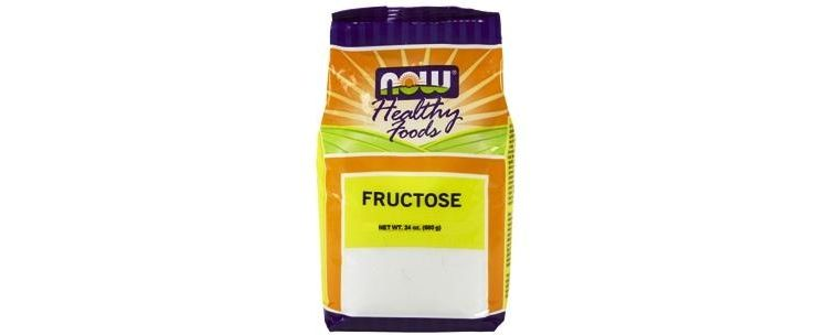 Image Fructose - Now - 680 Gram