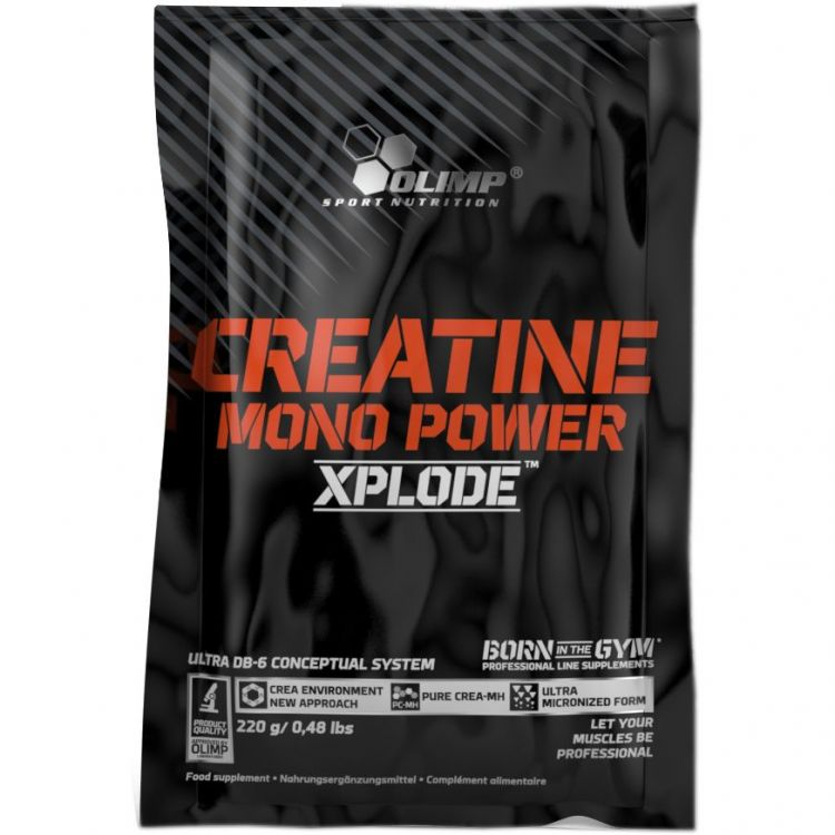 Image Creatine Mono Power Xplode - 220g - Olimp