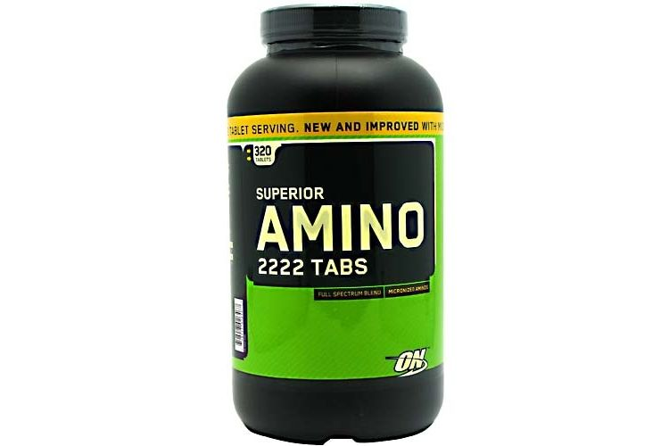 Image Superior Amino 2222 - Optimum - 320 Tabletten