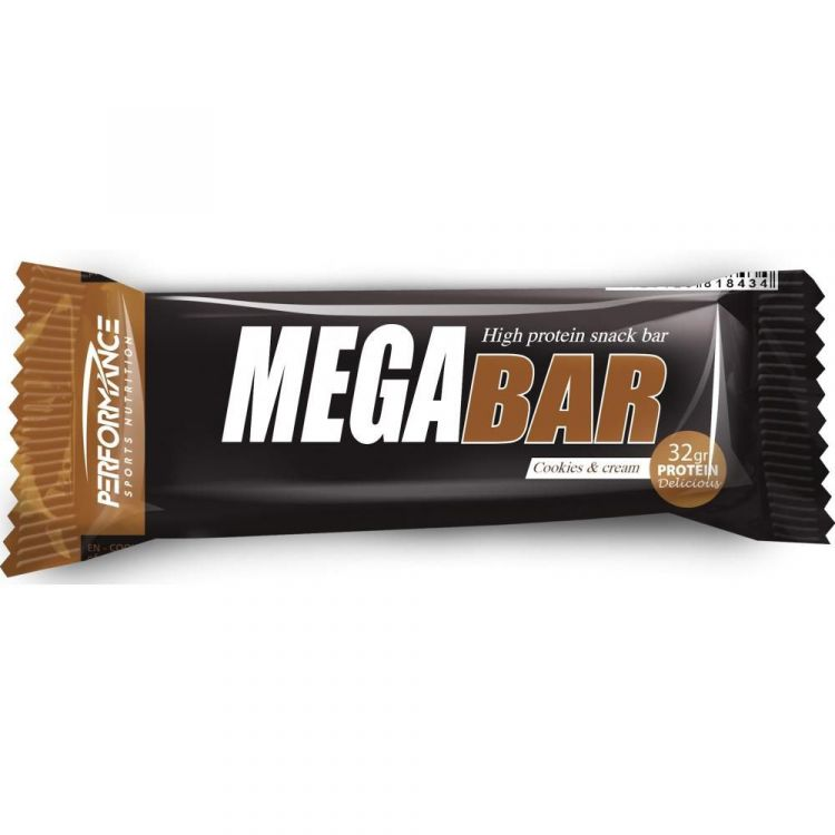 Image Mega Bar - Performance - 9 Repen - Cookies & Cream