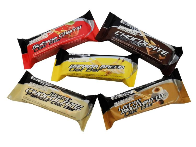 Image Performance Oat Bar - 1 Reep - White Chocolate
