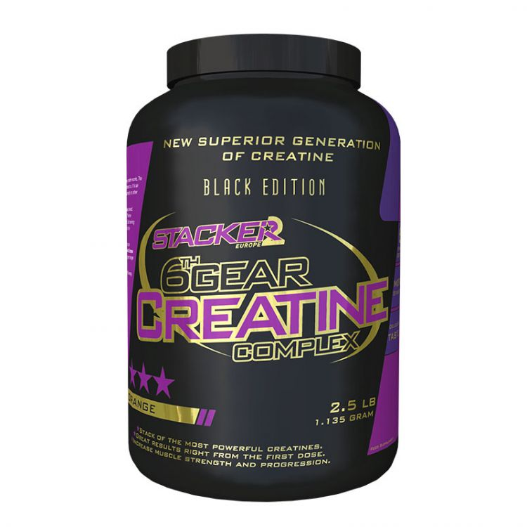 Image 6th Gear Creatine Complex - 1135 Gram - Lemon