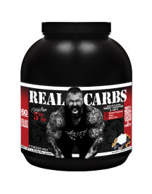 Real Carbs Rich Piana - Blueberry Cobbler 1830 Gr afbeelding