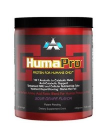 Humapro Drink - Alri - 60 Servings - Grape afbeelding