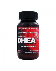 Dhea 100 - 60 Capsules - Ast afbeelding