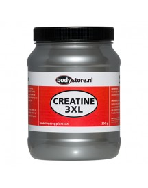 Creatine 3xl - Bodystore.nl - 300g - Red Fruit Mix afbeelding