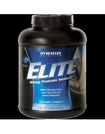Elite_whey - Dymatize - 2270 Gram - Smooth Banana afbeelding