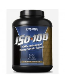 Iso_100 - Dymatize - 2270 Gram - Gourmet Chocolate afbeelding