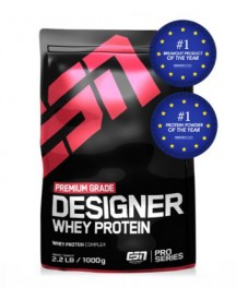 Esn Designer Whey - 1000g Stazak - Strawberry White Chocolate afbeelding
