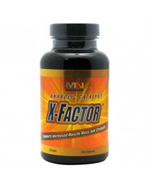 X-factor Molecular Nutrition 100 Softgels afbeelding