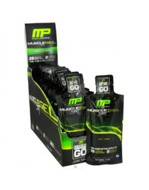 Musclegel Shot - Musclepharm - 12 Shots - Variety Pack afbeelding