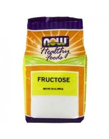 Fructose - Now - 680 Gram afbeelding